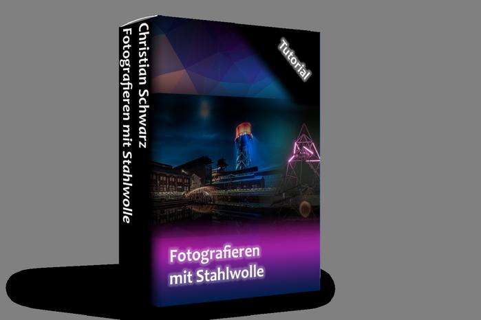 Box Tutorial Christian Schwarz - Fotografieren mit Stahlwolle