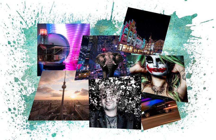 Bilderauswahl von dem Fotografen Christian Schwarz