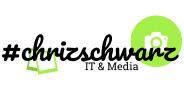 Logo #chrizschwarz IT & Media