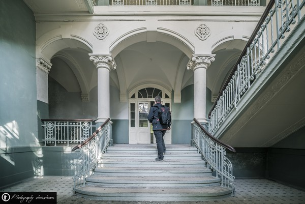 Teaserbild, Verlinkung zum Artikel: GoEast 2017 (#3) – Lost Places, Beelitz