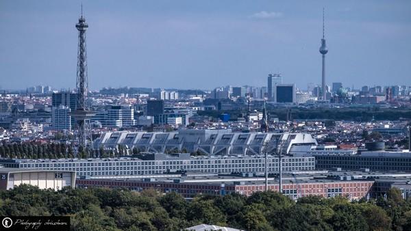 Teaserbild, Verlinkung zum Artikel: GoEast 2017 (#1) – Grenze, Teufelsberg Berlin