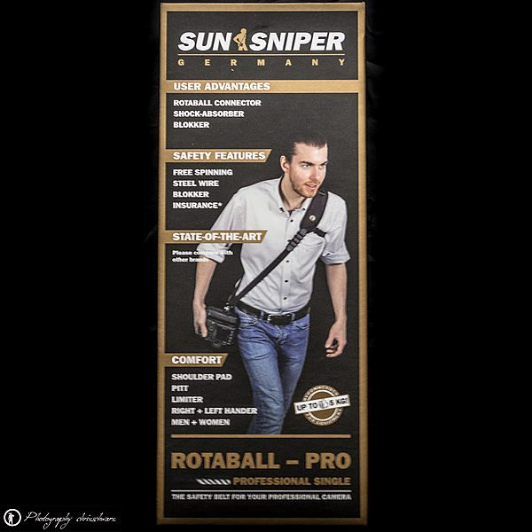 Teaserbild, Verlinkung zum Artikel: Sun Sniper Rotaball Pro