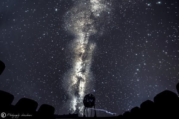 Teaserbild, Verlinkung zum Artikel: Planetarium Bochum