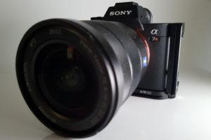 Teaserbild, Verlinkung zum Artikel: Das Pixelmonster – SONY ALPHA 7R III