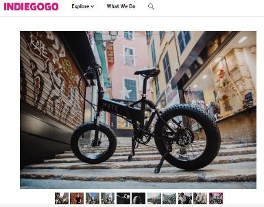 Teaserbild, Verlinkung zum Artikel: MATE X – Praktisches E-Bike zum Einklappen