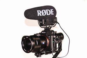 Teaserbild, Verlinkung zum Artikel: RØDE VideoMic Pro+