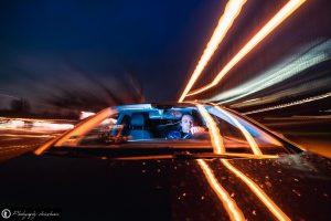 Teaserbild, Verlinkung zum Artikel: Dynamische Fotografie mit Fahrzeuge (Zubehör)