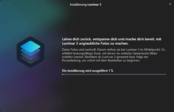 Teaserbild, Verlinkung zum Artikel: Luminar 3.0.2 – Performance-Steigerung