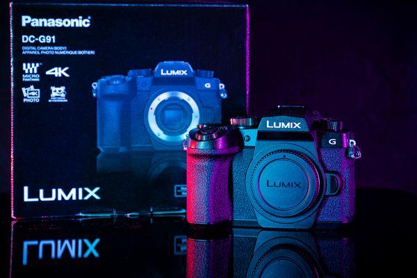 Teaserbild, Verlinkung zum Artikel: PANASONIC LUMIX G91- Meine neue Private