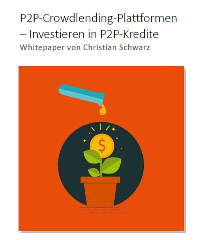 Titelbild zum Artikel Investieren in P2P-Kredite (Kostenloser Whitepaper)